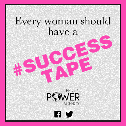 Make a #SuccessTape